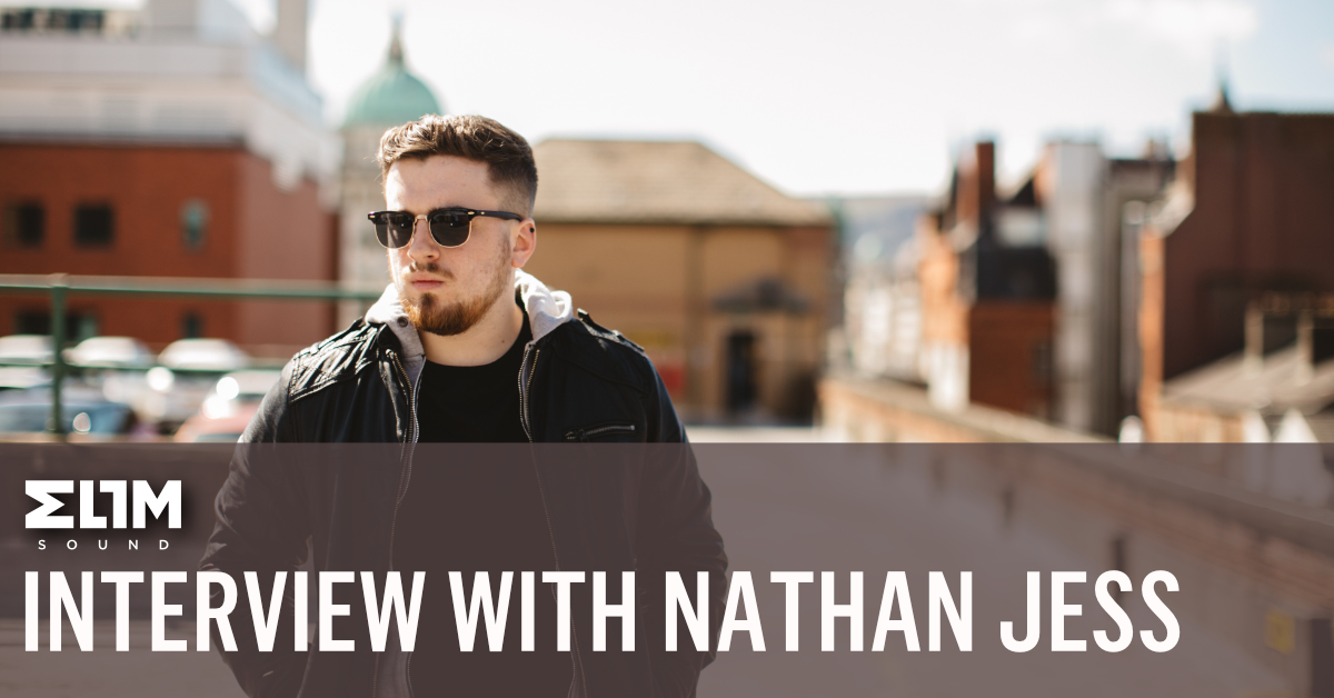 Nathan Jess - Interview - Larg