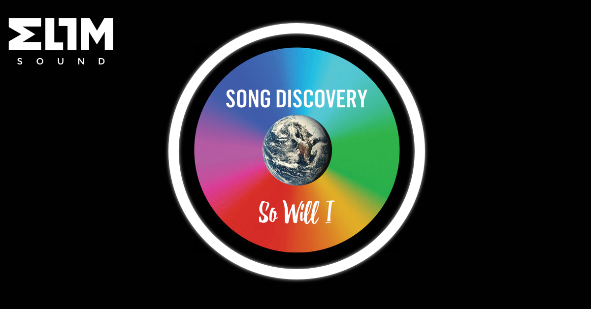 SONG DISCOVERY - SO WILL Ilarg